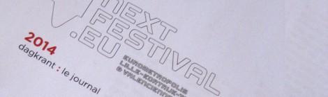 Le Journal de NEXT 2014